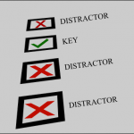 Multiple Choice Questions-Key-Distractors
