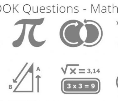 Depth Of Knowledge Questions (Math)
