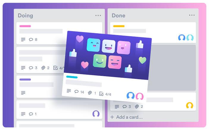 Trello- Top Interactive E-learning Tool